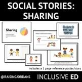 Social Story: Sharing