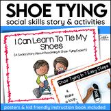 Social Story Shoe Tying