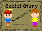 Social Story: Standing in Line