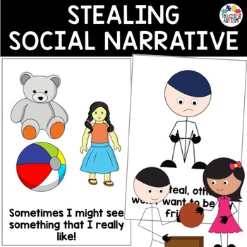 Social Story - Stealing