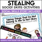 Social Story Stealing Print Digital Video