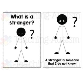 Social Story - Strangers