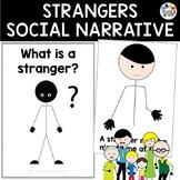 Social Story Strangers