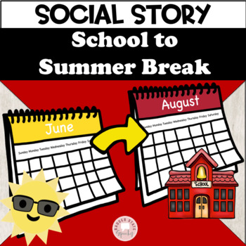 Teaching Story: Superboy and Summer Break!