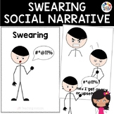 Social Story Swearing