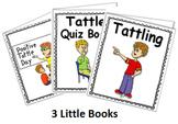 Social Story (Illustrated) - Tattling