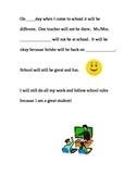 Social Story: Teacher absent