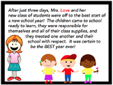 Social Story Teaching Character, Behavior, Manners