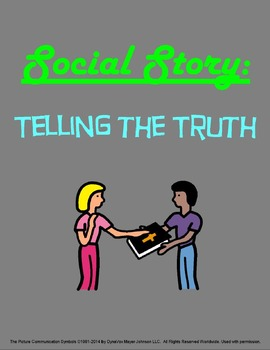Social Story: Telling the Truth