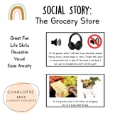 Social Story: The Grocery Store!