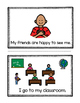 Time for School Social Story for ASD, Non-Verbal, Special Needs (Boardmaker)