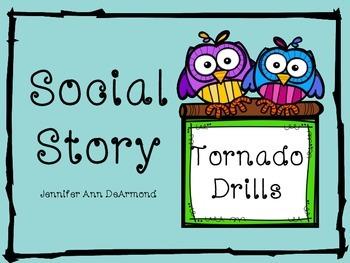 Social Story: Tornado Drills