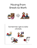Social Story-Transitioning from Break Time to Work