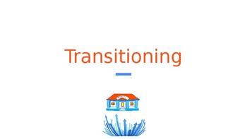 Social Story: Transitions at School
