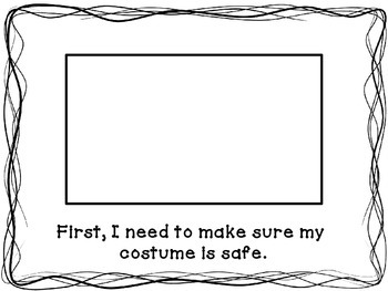 Social Story: Trick-or-Treating Safety