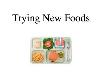 Social Story - Trying New Foods