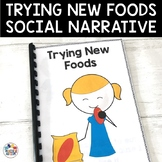 Social Story Trying New Foods