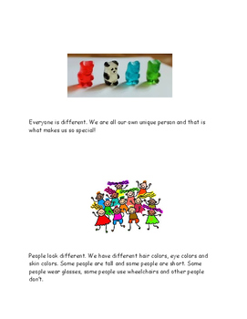 Social Story- Understanding Your Own Autism