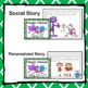 Social Story Unit: Monster Mistakes