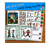 """Social Story Unit:  """"We Are Kind"""""""