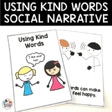 Social Story Using Kind Words