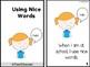 Social Story: Using Nice Words