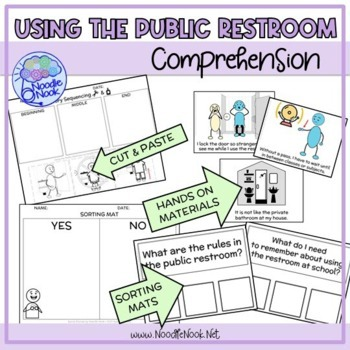 Social Story: Using the Public Restroom