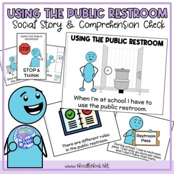 Social Story: Using the Public Restroom