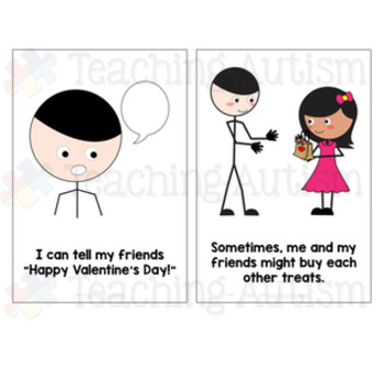 Social Story - Valentine's Day