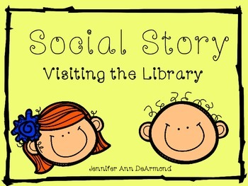 Social Story: Visiting the Library