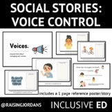 Social Story: Voice Control