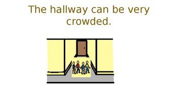 Social Story: Walking in the Hallway!