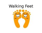 Social Story- Walking Feet, No Running