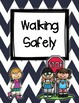 Social Story: Walking Safely [Community-Based Instruction/Field Trip Focused]