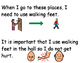 Social Story - Walking in the Hallway