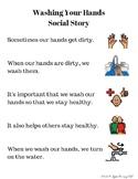 Social Story:  Washing Hands