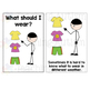 #warmupwithsped1 Social Story - What to Wear