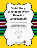 Social Story - What to do When There is a Lockdown Drill