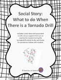 Social Story - What to do When There is a Tornado Drill