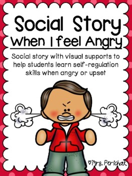 Social Story: When I Feel Angry