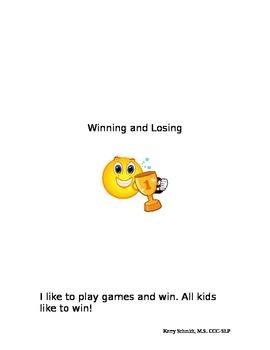 Social Story:  Winning and Losing