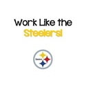 Social Story- Work Like the Steelers