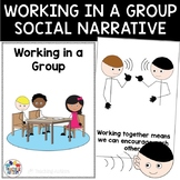 Social Story Working in a Group