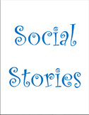 Social Story: Working with New People