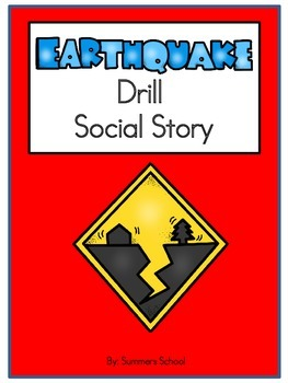 Social Story about Earthquake Drills