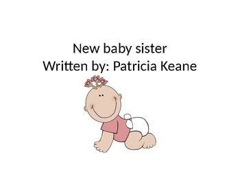 Social Story about Having a baby sister