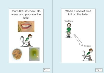 Social Story about Toileting
