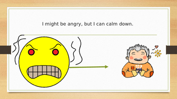 Social Story for Students that Get Angry