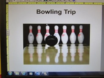 Social Story for Bowling Trip