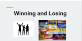 Social Story for Games: Winning and Losing